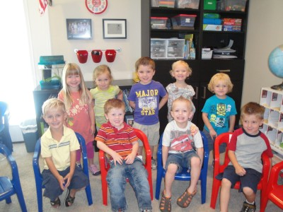 3 year old class